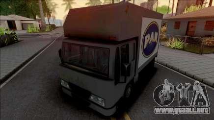 DFT-30 Harina P.A.N. para GTA San Andreas
