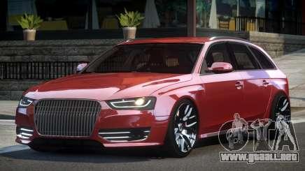 Audi RS4 BS-R para GTA 4