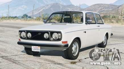 Volvo 142 1970〡enlaja enjacción para GTA 5