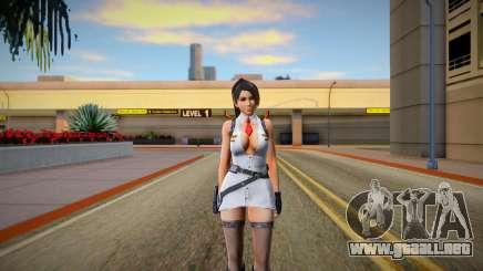 Momiji Legacy Costume para GTA San Andreas