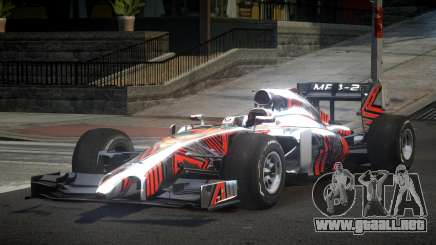 2014 McLaren MP4-29 L6 para GTA 4