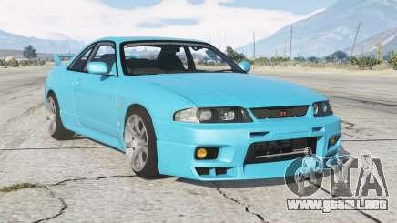 Nissan Skyline GT-R V-spec (BCNR33) 1995〡añadir-on para GTA 5