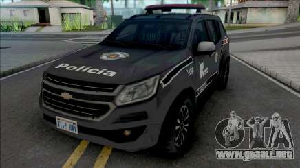 Chevrolet Trailblazer 2019 ROTA PMESP para GTA San Andreas