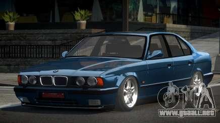 BMW M5 E34 GS V1.2 para GTA 4