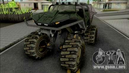GTA Halo MonsterHog GGM Conversion para GTA San Andreas