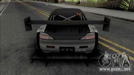 Nissan Silvia S15 R3 Spec Brake Calipers Removed para GTA San Andreas