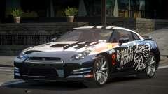 Nissan GT-R Egoist L8 para GTA 4