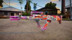 Free Fire Groza para GTA San Andreas