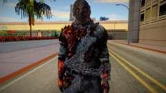 Jason Voorhees (Savini Design) para GTA San Andreas