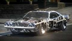 Plymouth Cuda BS-R L2 para GTA 4