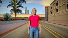 Melanie Tremblay para GTA San Andreas