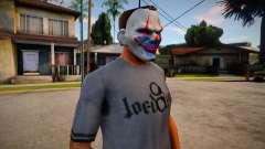 KILL JOY MASK FOR CJ para GTA San Andreas