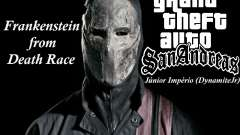 Frankenstein (Jensen Ames) De la Carrera de la Muerte para GTA San Andreas