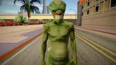 Alien (Summer DLC Skin) para GTA San Andreas