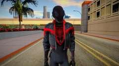 Miles Morales 2020 para GTA San Andreas