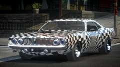 Plymouth Cuda BS-R L3 para GTA 4