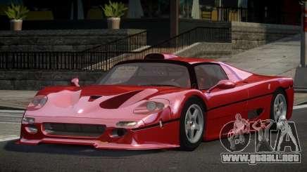 Ferrari F50 90S para GTA 4