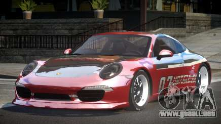 Porsche Carrera SP-R L6 para GTA 4