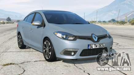 Renault Fluence 2014〡add-on para GTA 5