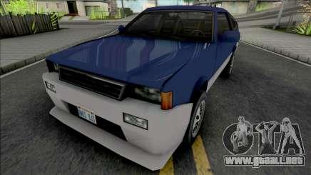 Blista Compact Small SUV para GTA San Andreas
