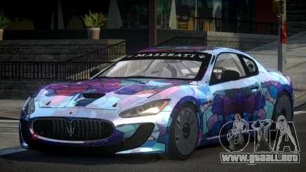 Maserati GranTurismo SP-R PJ8 para GTA 4