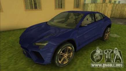 Lamborghini URUS Concept para GTA Vice City