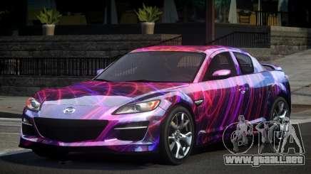 Mazda RX-8 BS U-Style L2 para GTA 4