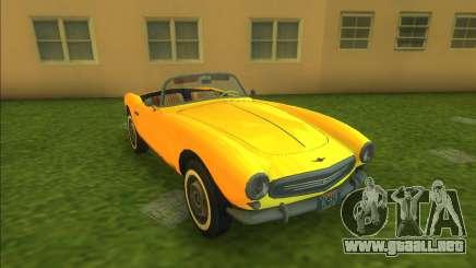 ISW 508 From Mafia II para GTA Vice City