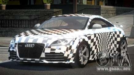 Audi TT PSI Racing L8 para GTA 4