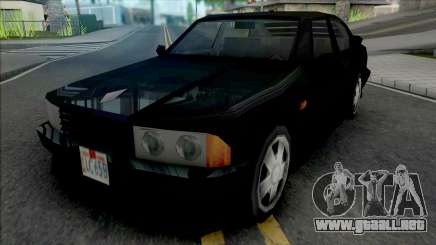 Mafia Sentinel GTA LCS para GTA San Andreas