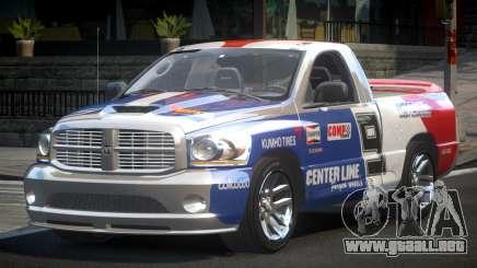 Dodge Ram U-Style L3 para GTA 4