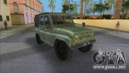 UAS 469 Militares para GTA Vice City