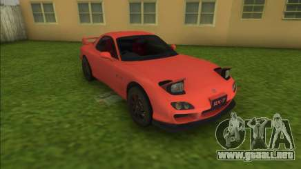 Mazda RX-7 Spirit R FD para GTA Vice City