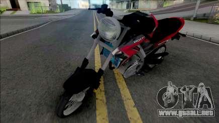 Yamaha Vixion Herex para GTA San Andreas