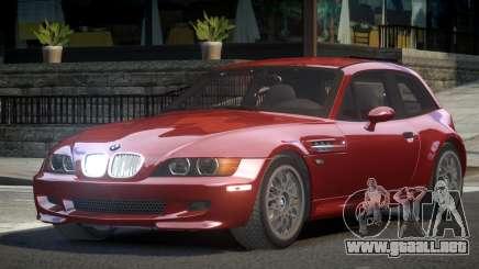 BMW Z3 PSI V1.0 para GTA 4