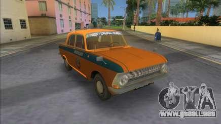 Moscú 412 Policía de tráfico del EE para GTA Vice City