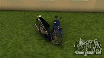 Yamaha Nouvo Z para GTA Vice City
