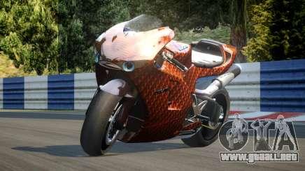 Ducati Desmosedici L4 para GTA 4