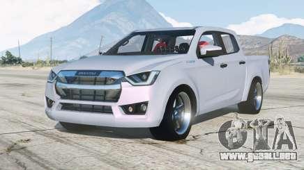 Isuzu D-Max Double Cab 2019〡add-on para GTA 5