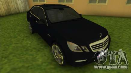 Mercedes-Benz E63 AMG Turk para GTA Vice City