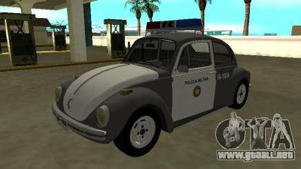 Volkswagen Beetle 1994 Brigada Militar de São Paulo para GTA San Andreas