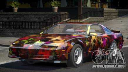 Pontiac TransAm U-Style L7 para GTA 4