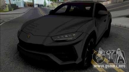 Lamborghini Urus (Russian Plates) para GTA San Andreas