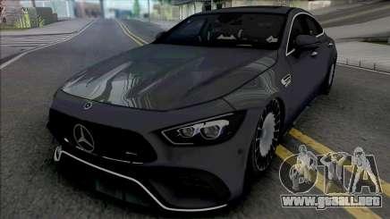Mercedes-AMG GT 63 S para GTA San Andreas