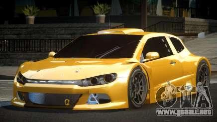Volkswagen Scirocco GST U-Style para GTA 4