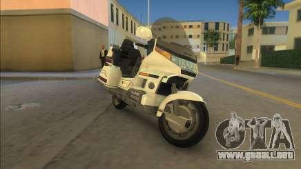 Honda Goldwing GL 1500 para GTA Vice City