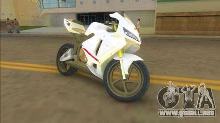 Honda CBR600RR 2005 para GTA Vice City