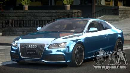 Audi RS5 Quattro GmbH para GTA 4