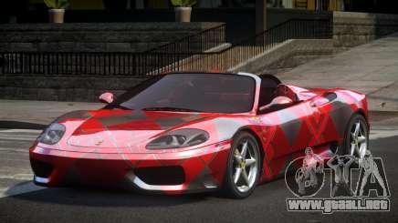 Ferrari 360 SP-T L10 para GTA 4