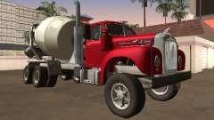 Cemento Mack B-61 1953